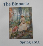 Picture of literary journal The Binnacle