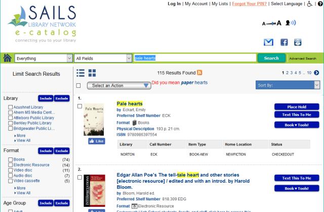 sails-catalog